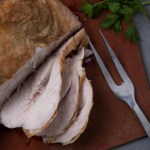 sliced Peppery Turkey Breast