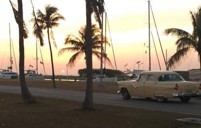 Sunset-Marina-Hemingway