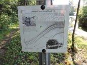 Oswego Canal Sign Great Bear