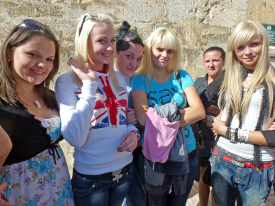 Transnistria girls