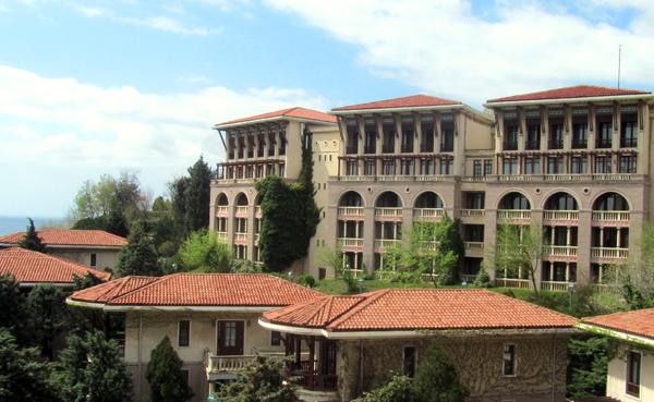 Turkish resort hotel