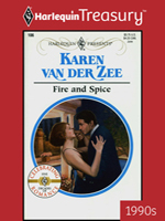 Fire and Spice by Karen van der Zee