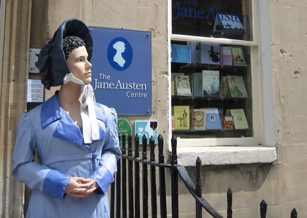 Mannequin Jane Austen