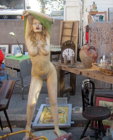 Mannequin Stripper