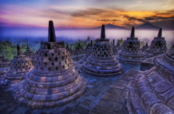 Borobudor