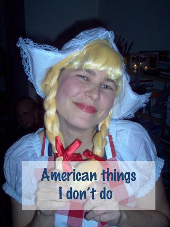 Strange American Habits