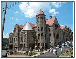 The First Carnegie Library in the USA