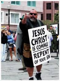 john baptist street preacher