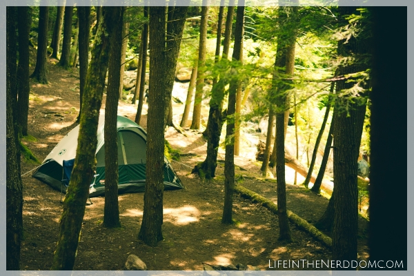 Planning a Weekend Camping Trip at LifeInTheNerddom.com
