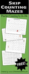 First Grade Math Games and Resources at LifeInTheNerddom.com