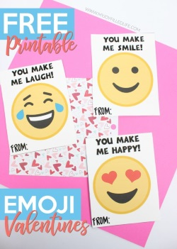 Fun & Free Printable Valentine's Cards at LifeInTheNerddom.com