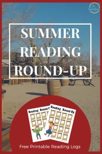 Summer Reading Round-Up at LifeInTheNerddom.com