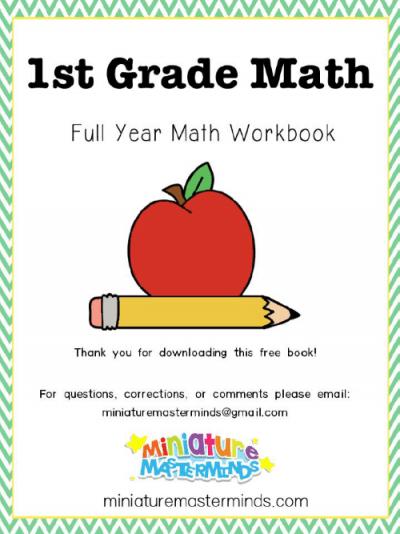 Homeschool 1st Grade Math