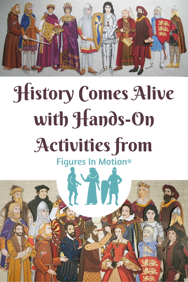 History Comes Alive with Figures in Motion @ LifeInTheNerddom.com