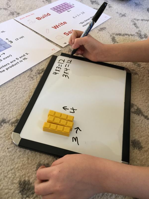 Multiplication Mastery with Math-U-See @ LifeInTheNerddom.com