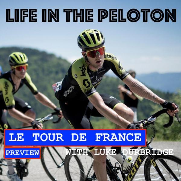 Tour de France Preview with Luke Durbridge