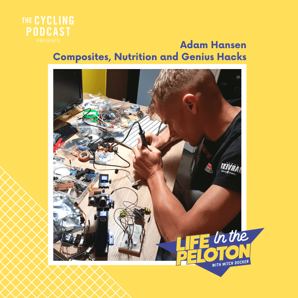Adam Hansen – Composites, Nutrition and Genius Hacks