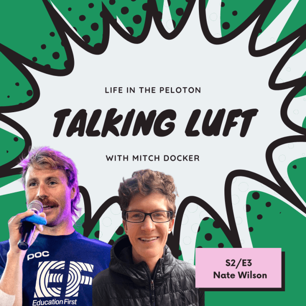 Talking Luft! with Nate Wilson. S2. E3.