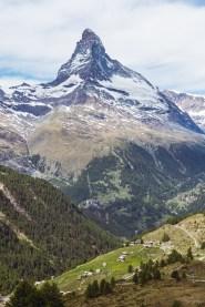 The spectacular Matterhorn.