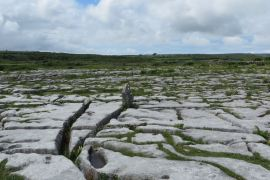 A Day trip through the Burren and County Clare from Galway, Ireland