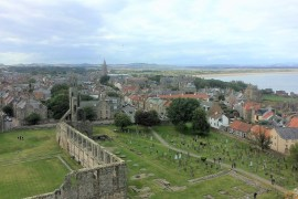 A day trip to St. Andrews from Edinburgh