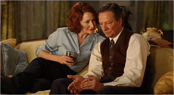Patricia Clarkson and Chris Cooper are perfect in the picture