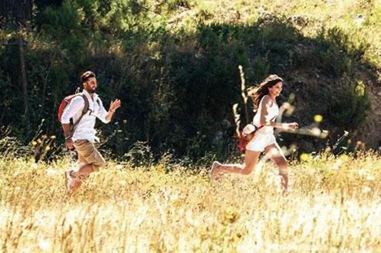 Going romantix in Corsica