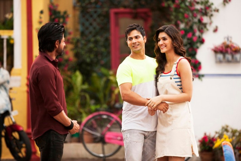 SRK, Varun, Kriti - bring on the seniors, please