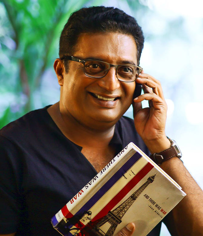 Prakash Raj - nifty direction, superb acting shops