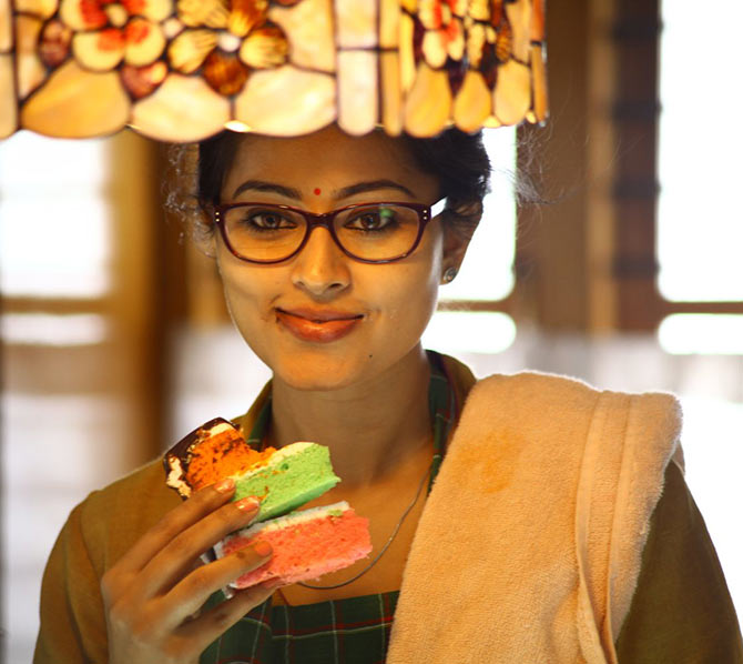 Sneha -  life's a piece of cake, or is it