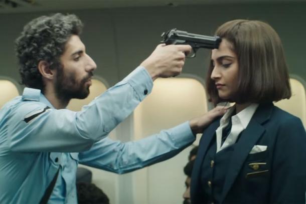 Jim Sarbh, Sonam Kapoor - menacing mania