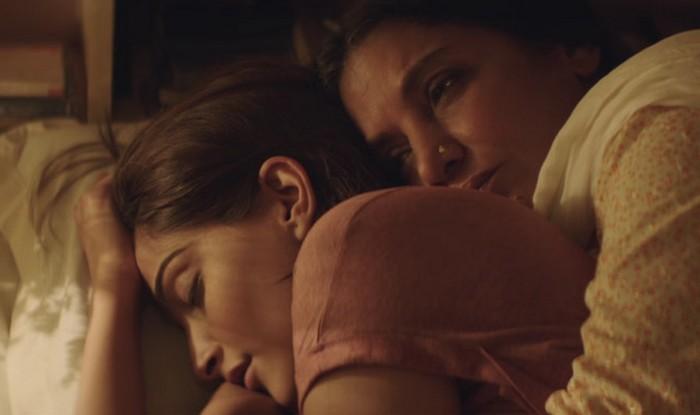 Sonam, Shabana Azmi - nothing like mothers love