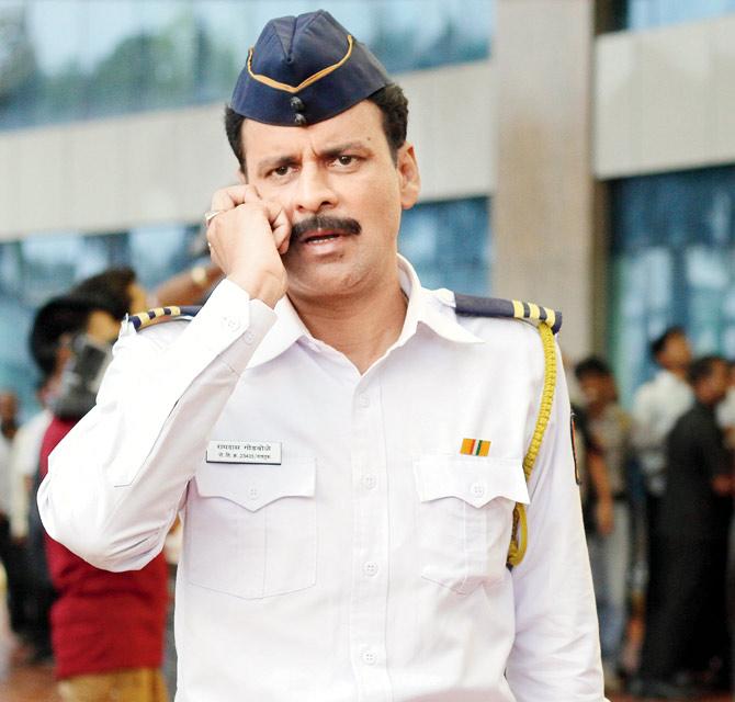 Manoj Bajpai - when duty calls