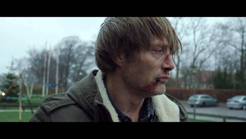Mads Mikkelsen - battered and brilliant