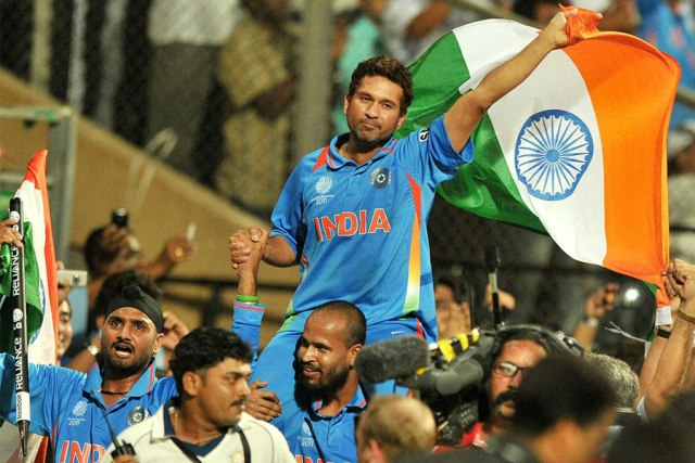 Sachin Tendulkar - the inspiration never flags