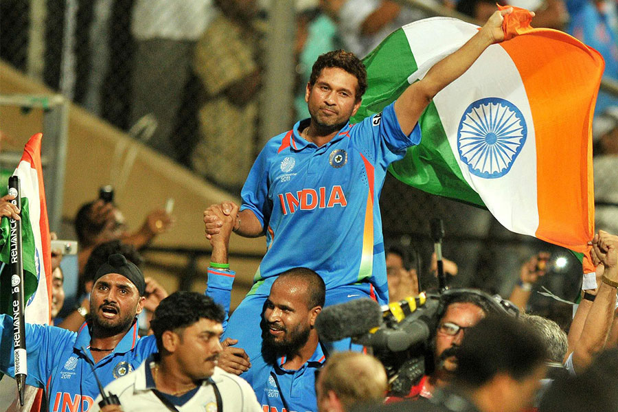 Sachin Tendulkar - the inspiration never flags