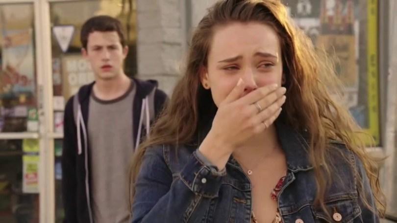 Dylan Minnette, Katherine Langford - heartbreaking times