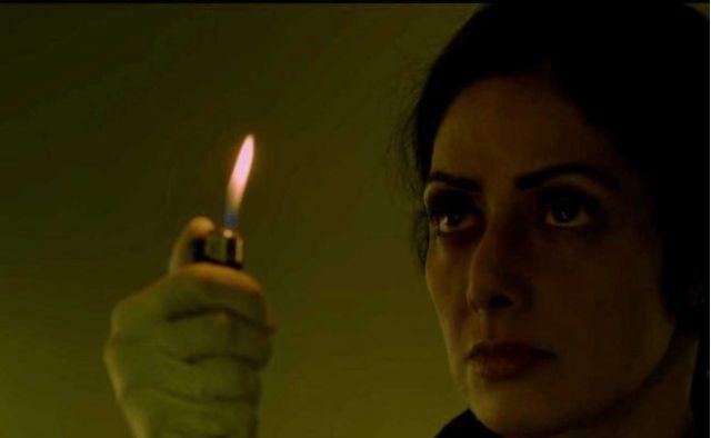 Sridevi - she didn't start the fire