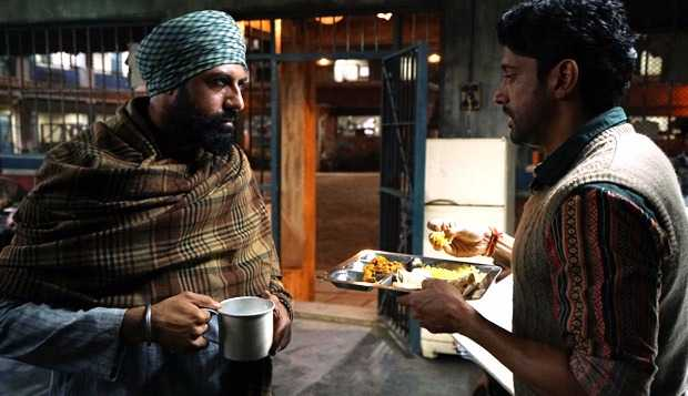Gippy Grewal and Farhan Akhtar give each other food for thought