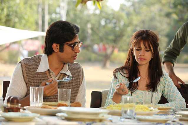 gulshan devaiah, kalki- lunch and death is served
