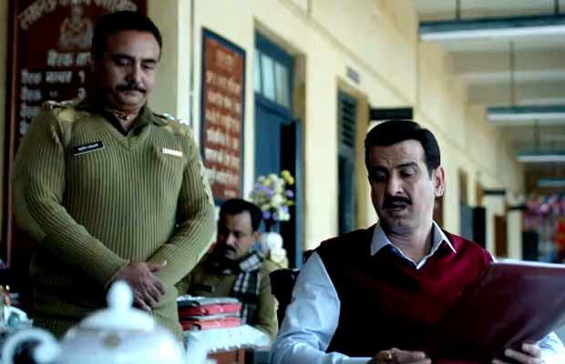 Ronit Roy chews at anything that comes inside his jail