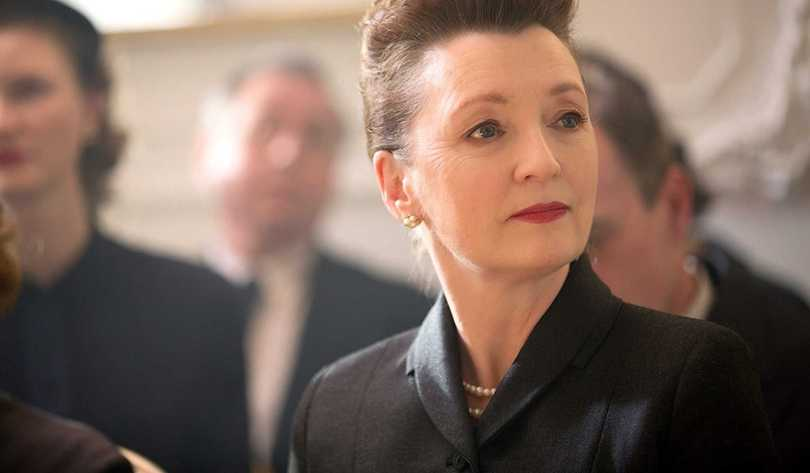 Lesley Manville- sister-know-all