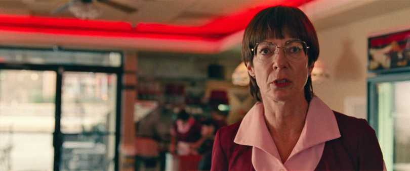 Allison Janney - mom's the word