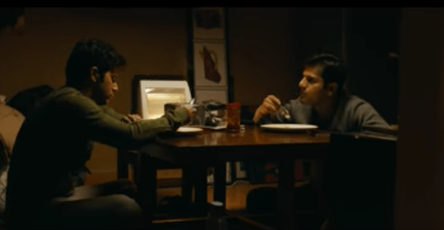 Varun Dhawan, Sahil Vadoliya - morose for dinner