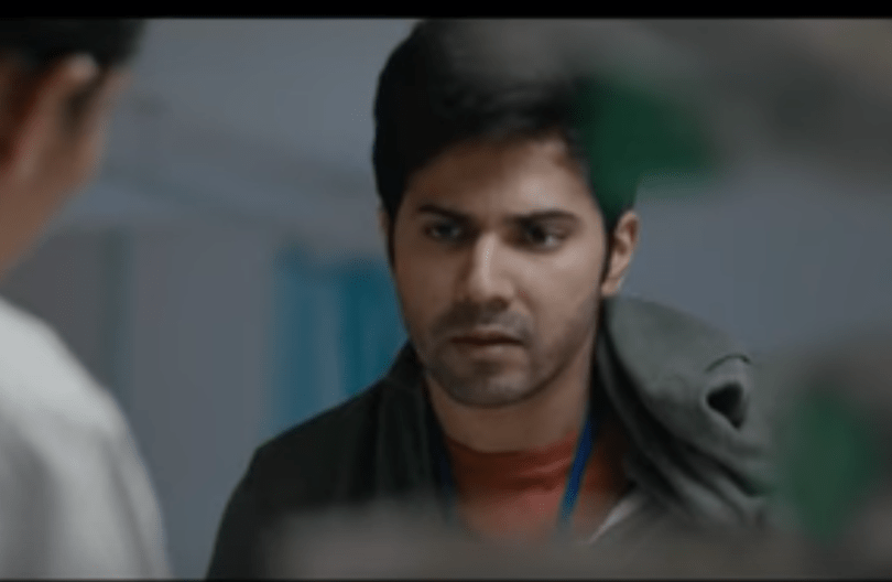 Varun Dhawan - searches for his life's biggest question