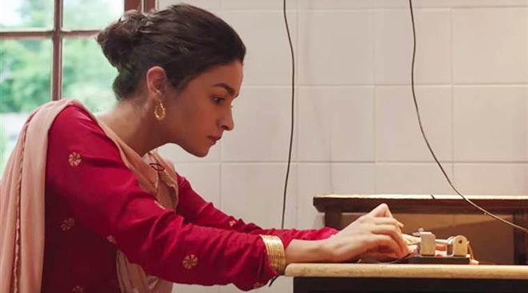 Alia Bhatt gets her Morse and remorse code perfect.