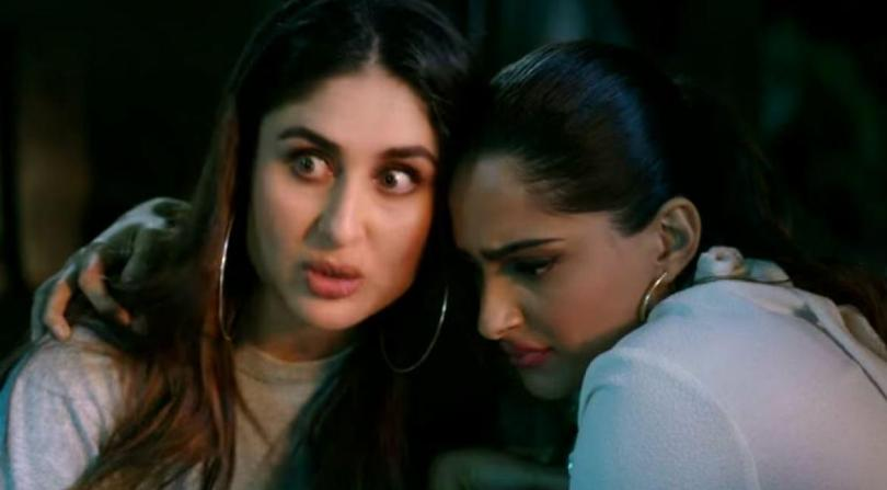 Kareena Kapoor Khan and Sonam - the future's too trite