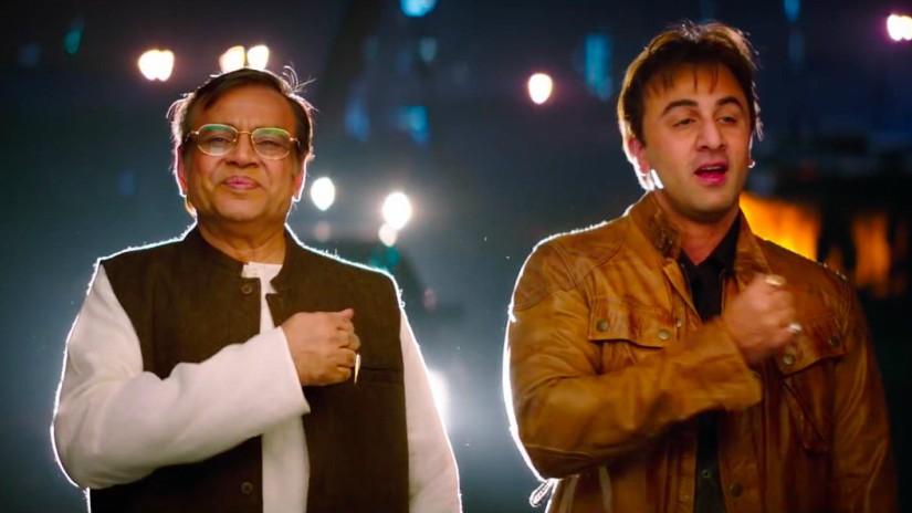 Paresh Rawal and Ranbir Kapoor invoke lyricists to keep going