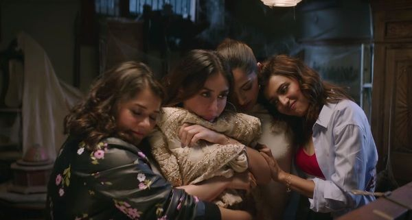 Shikha Talsania, Kareena Kapoor Khan, Sonam, Swara Bhaskar - hug is all you need