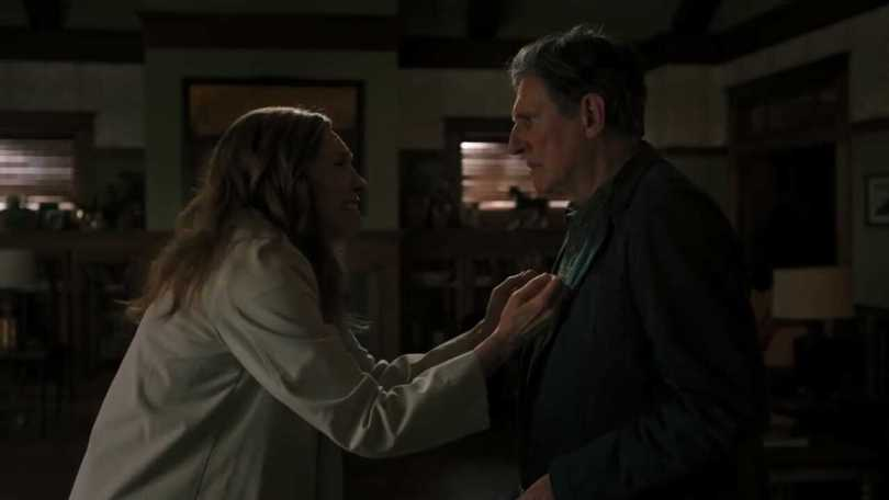 Toni Collette and Gabriel Byrne face a terrifying prospect.